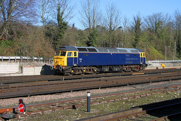 47812 Basingstoke 07/02/18 0T00 Eastleigh to Willesden Euroterminal