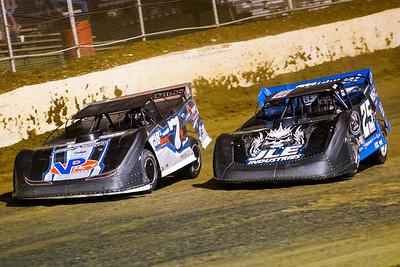 Kent Robinson (7R) and Mason Zeigler (25Z)