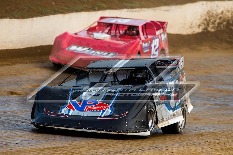 Kent Robinson (7R) and Josh Rice (11R)