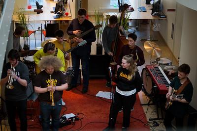 Jazzlinja ved Griegakademiet