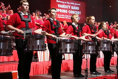 Friday Varsity Band Concert 4-20-18