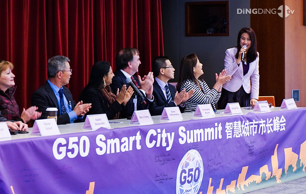 G50 Press Conference