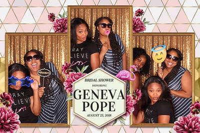 Geneva's Bachelorette Weekend