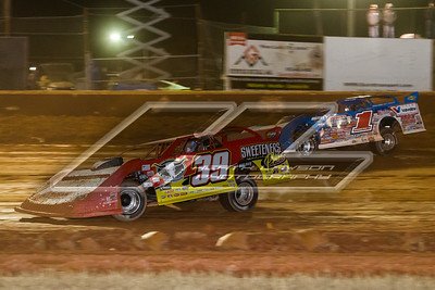 Tim McCreadie (39) and Brandon Sheppard (1)