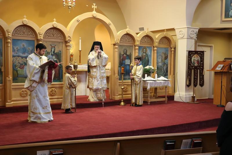 Grand Blanc Divine Liturgy
