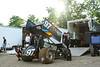 PA Sprint Car Speedweek - Grandview Speedway - 97 Mitchell Wormall