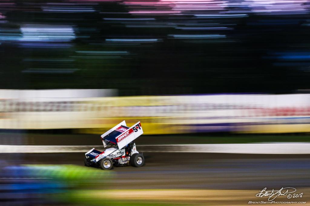 PA Sprint Car Speedweek - Grandview Speedway - 57 Kyle Larson