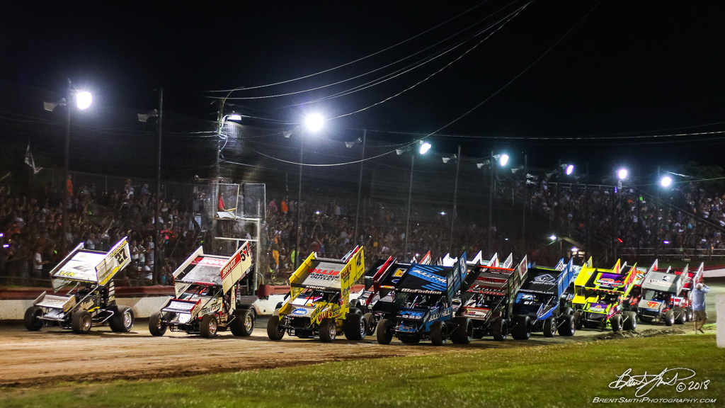 PA Sprint Car Speedweek - Grandview Speedway