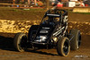 Jesse Hockett Classic - USAC AMSOIL National Sprint Car Championship - Grandview Speedway -  7BC Tyler Courtney