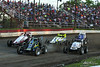 Jesse Hockett Classic - USAC AMSOIL National Sprint Car Championship - Grandview Speedway -  36D Dave Darland, 12 Robert Ballou