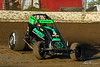 Jesse Hockett Classic - USAC AMSOIL National Sprint Car Championship - Grandview Speedway - 14E Eric Jennings