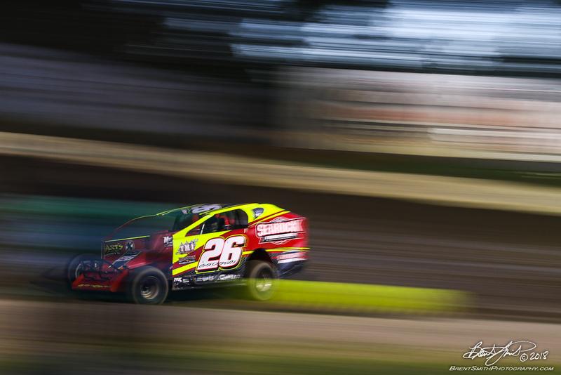 Jesse Hockett Classic - USAC AMSOIL National Sprint Car Championship - Grandview Speedway - 26 Ryan Godown