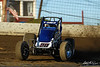Jesse Hockett Classic - USAC AMSOIL National Sprint Car Championship - Grandview Speedway - 20 Thomas Meseraull