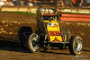 Jesse Hockett Classic - USAC AMSOIL National Sprint Car Championship - Grandview Speedway - 33M Matt Westfall