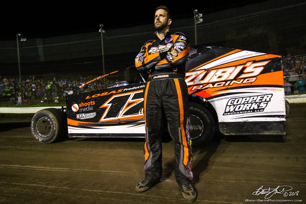 Freedom 76 - Grandview Speedway - 17z Brian Krummel