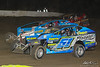 Freedom 76 - Grandview Speedway - 51 Billy Pauch Jr., 51M Wade Hendrickson