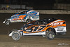 Freedom 76 - Grandview Speedway - 7l Rick Laubach, 17Z Brian Krummel