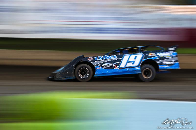 Grandview Speedway - 19 Drew Weisser