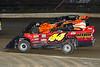 Grandview Speedway - 44 Danny Snyder, 1 Chuck Schutz