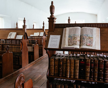 Old Library at Trinity