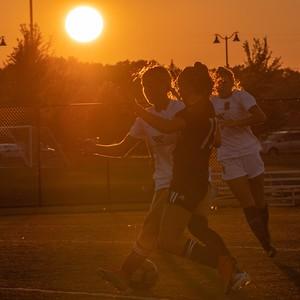 Hailey's Fall 2018 Eclipse Soccer Season