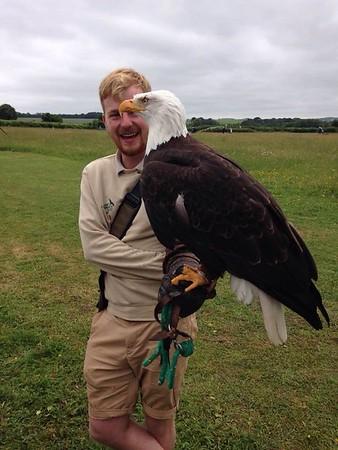 Hawk Conservancy 17JUN