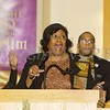 Apostle Debra E. Gause leads the Call to Worship for the Dutchess County African American Clergy Association's 49th Annual Commemorative Service on Sunday, January 14, 2018 at Beulah Baptist Church in Poughkeepsie, NY. Hudson Valley Press/CHUCK STEWART, JR.