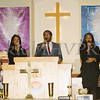 """Inspired"" offers a musical selection during the Dutchess County African American Clergy Association's 49th Annual Commemorative Service on Sunday, January 14, 2018 at Beulah Baptist Church in Poughkeepsie, NY. Hudson Valley Press/CHUCK STEWART, JR."