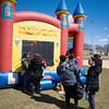 Kids waited for the bouncy house as We Are Newburgh and the City of Newburgh held the Annual Easter Egg Hunt at the Activity Center on Saturday, March 24, 2018. Hudson Valley Press/CHUCK STEWART, JR.