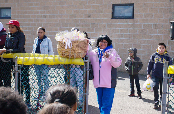 We Are Newburgh and the City of Newburgh held the Annual Easter Egg Hunt at the Activity Center on Saturday, March 24, 2018. Hudson Valley Press/CHUCK STEWART, JR.