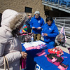 Planned Parenthood of the Mid-Hudson Valley haned out information during the We Are Newburgh and the City of Newburgh Annual Easter Egg Hunt at the Activity Center on Saturday, March 24, 2018. Hudson Valley Press/CHUCK STEWART, JR.
