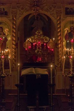 Holy Friday Matins 2018