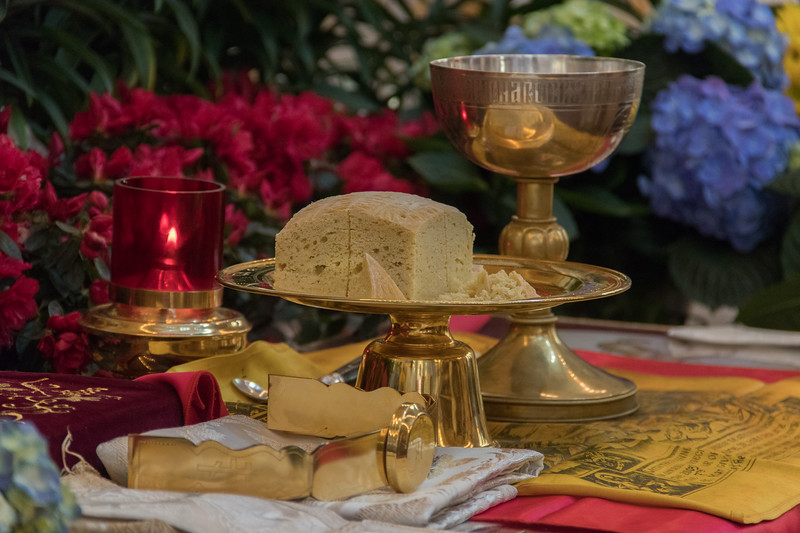 Holy Saturday Vesperal Liturgy 2018
