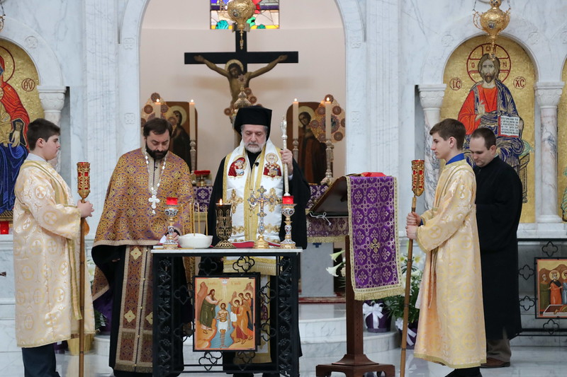 Holy Unction - Westland