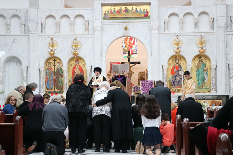 Holy Unction - Westland