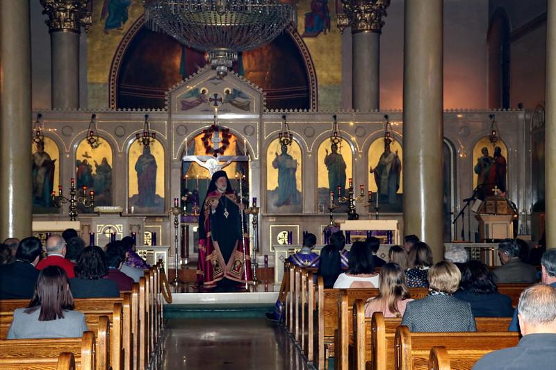 Twelve Gospels Service