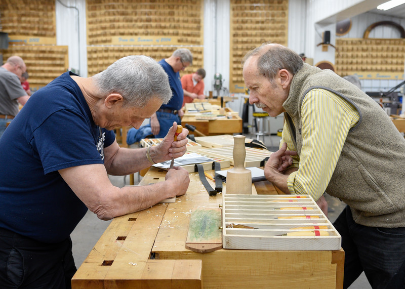 How to Carve 18th Century Embellishments with Al Breed