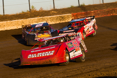 Andrew Kosiski (53), Allan Hopp (80) and Bobby Pierce (32)