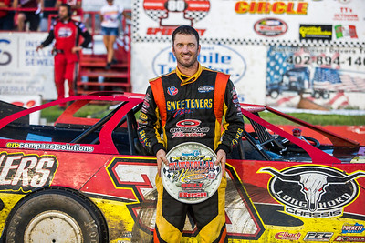 Belt Bash winner Tim McCreadie