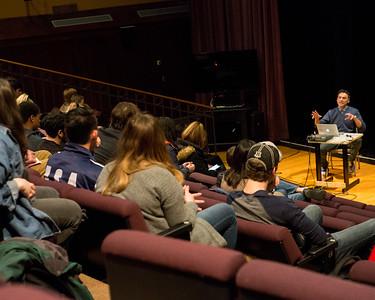 Fleeta Chew Siegel speaks about 'Interdisciplinary Approaches to the Art of Improvisation'