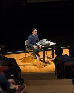 "Fleeta Chew Siegel speaks about ""Interdisciplinary Approaches to the Art of Improvisation."""