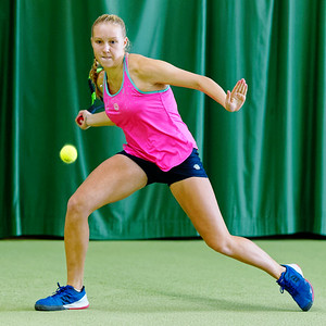 01c Melissa Boyden - ITF Heiveld junior indoor open 2018