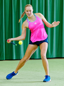 01a Melissa Boyden - ITF Heiveld junior indoor open 2018