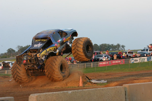 Inspira Health Network Monster Truck and Thrill Show