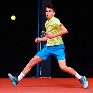 01.04a Marko Topo -  Intime Tennis Direct Junior Open 2018