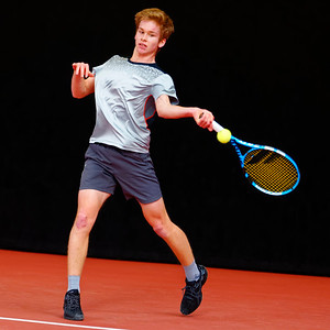 01.03a Laurent Schroeder -  Intime Tennis Direct Junior Open 2018