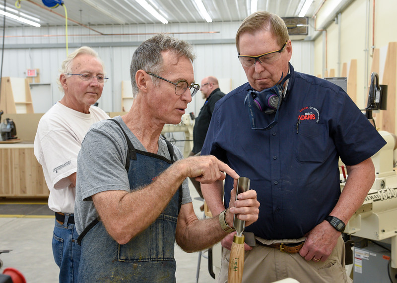 Introduction to Woodturning with Matthew Hill