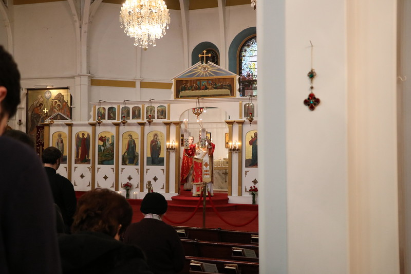 St. Catherine Liturgy