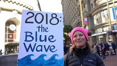 Womens March - SF - Steve Disenhof-486