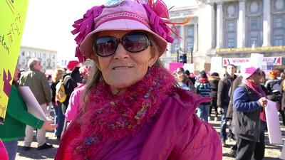 Womens March - SF - Steve Disenhof-487